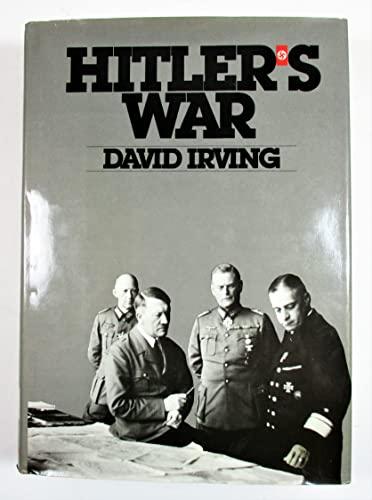 9780670374120: Hitler's War