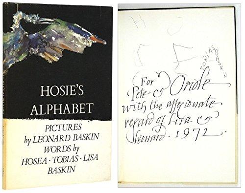 Hosie's Alphabet: Leonard Baskin