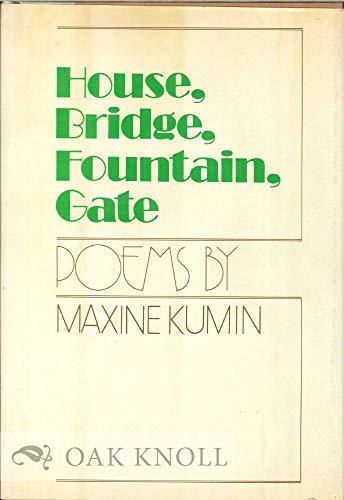 9780670379965: House, Bridge, Fountain, Gate (A Viking compass book ; C592)