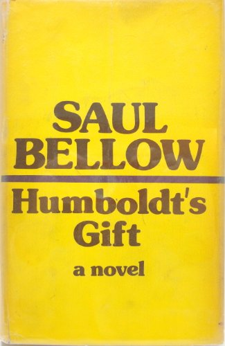 9780670386550: Humboldt's Gift