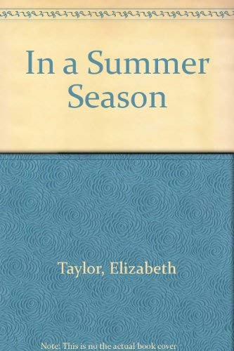 9780670394531: In a Summer Season: 2