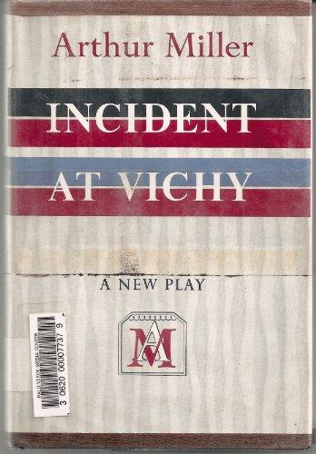 9780670397341: Incident at Vichy.
