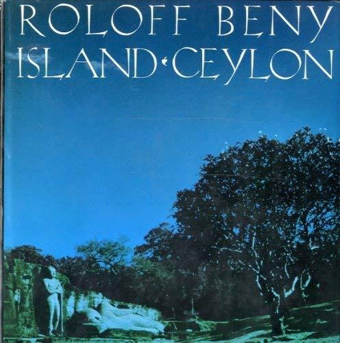 Island Ceylon (A Studio book): Beny, Roloff