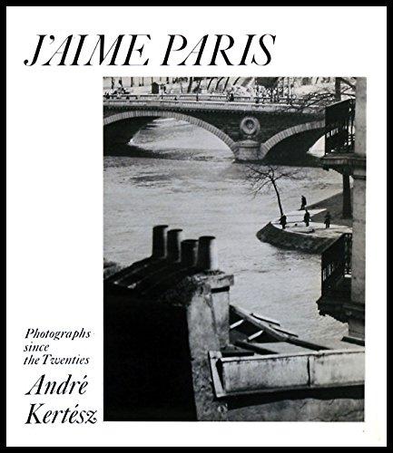 9780670404704: J'aime Paris: Photographs since the twenties