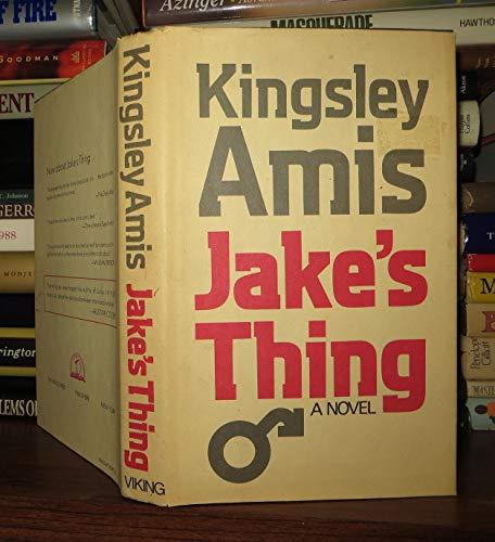 9780670404711: Jake's Thing