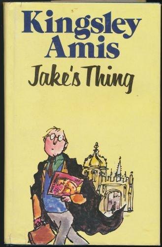 Jake's Thing: Amis, Kingsley