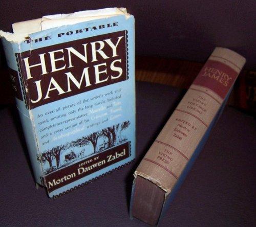 9780670404902: The Portable Henry James by Zabel, Morton Dauwen