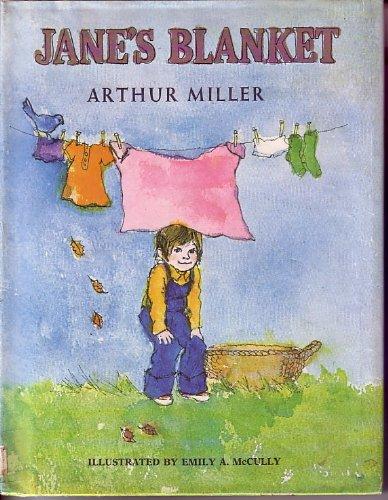 Jane's Blanket: Arthur Miller