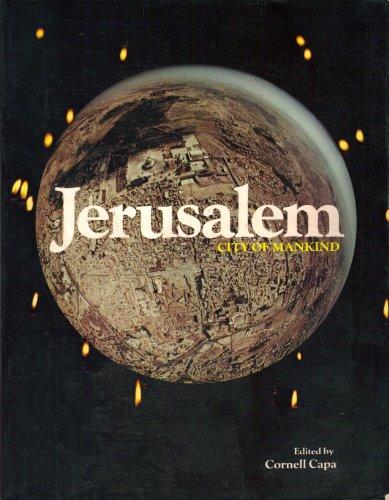 Jerusalem (0670406457) by Cornell Capa