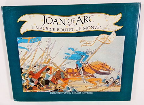 Joan of Arc [A Studio Book]: Louis Maurice Boutet