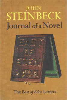 9780670409402: Journal of a Novel [Hardcover] by Steinbeck, John