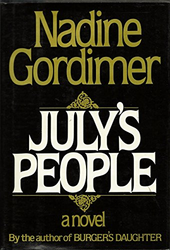 9780670410484: July's People