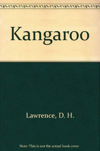 Kangaroo: Lawrence, D. H. (David Herbert)