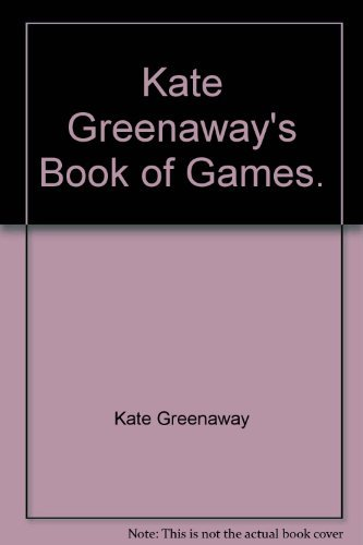 9780670411849: Kate Greenway's Book of Games