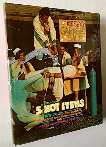 KESEY'S GARAGE SALE.: KESEY, Ken