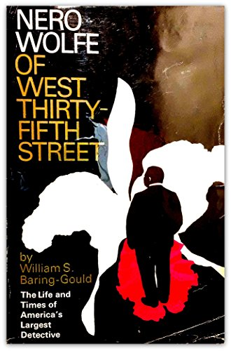9780670413720: Nero Wolfe of West Thirty-Fifth Street