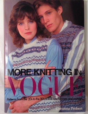 More Knitting in Vogue : Patterns from: Christina Probert