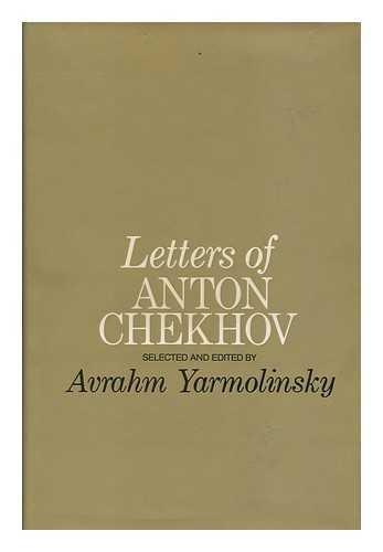 9780670425969: Letters of Anton Chekhov