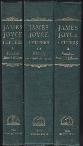 9780670426393: Letters of James Joyce