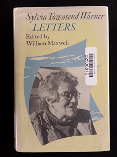 9780670427291: The Letters of Sylvia Townsend Warner