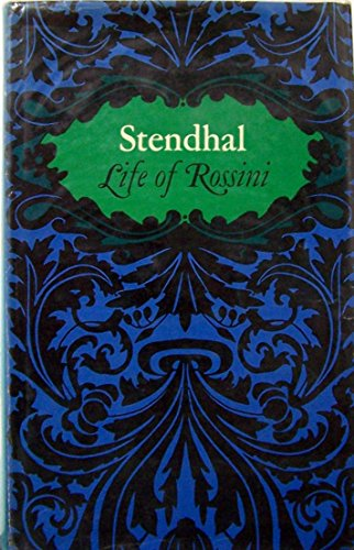 9780670427901: Life of Rossini