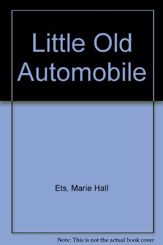 Little Old Automobile: 2: Ets, Marie Hall