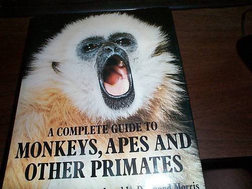 9780670435432: A Complete Guide to Monkeys, Apes and Other Primates