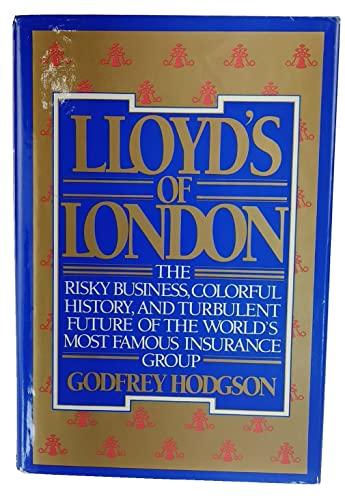 Lloyd's of London: Hodgson, Godfrey