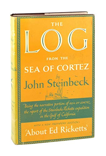 9780670436057: The Log from the Sea of Cortez