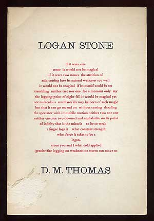9780670436132: Logan Stone