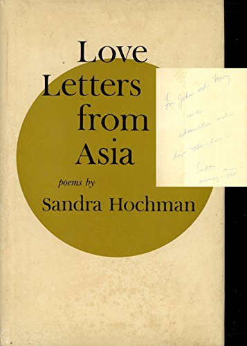 9780670442560: Love Letters from Asia