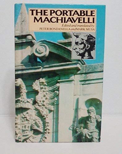 9780670445226: The Portable Machiavelli