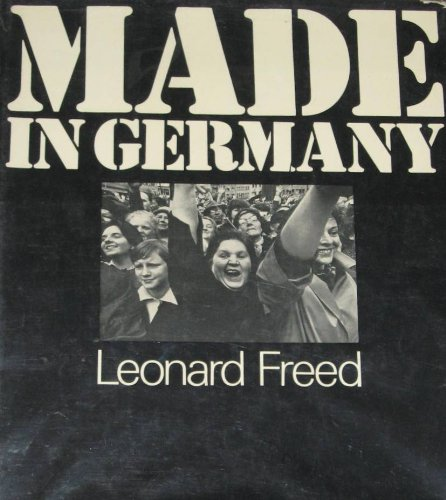 Made in Germay: Freed, Leonard