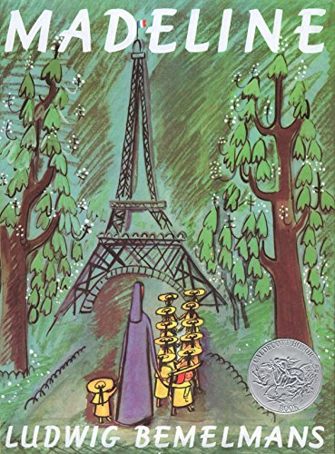 Madeline, Reissue of 1939 edition: Ludwig Bemelmans Author
