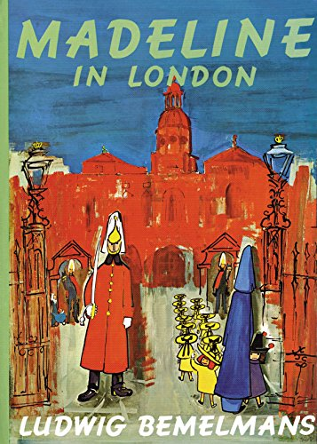 9780670446483: Madeline in London (Viking Kestrel picture books)