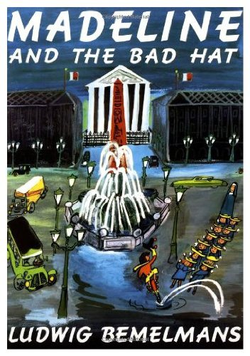 9780670446834: Madeline and the Bad Hat [Hardcover] by Bemelmans, Ludwig