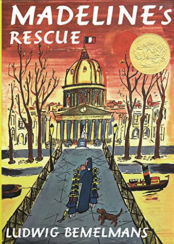9780670447169: Bemelmans Ludwig : Madeline'S Rescue (Viking Kestrel picture books)