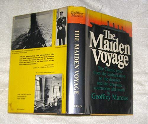 9780670450992: The Maiden Voyage