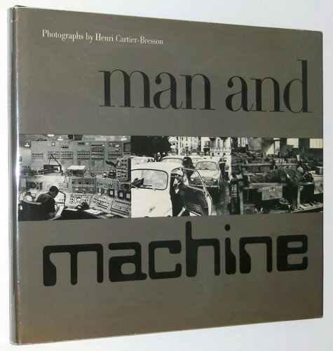 9780670452033: Man and Machine (A Studio book)