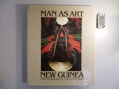 9780670452231: Man As Art: New Guinea (A Studio Book)