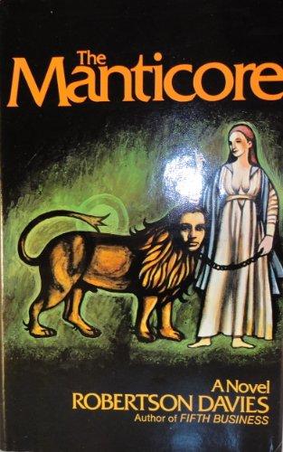 9780670453139: The Manticore