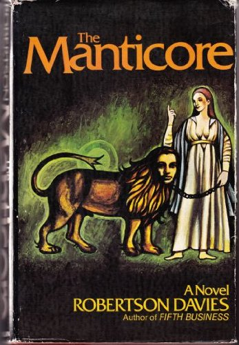The Manticore: Robertson Davies
