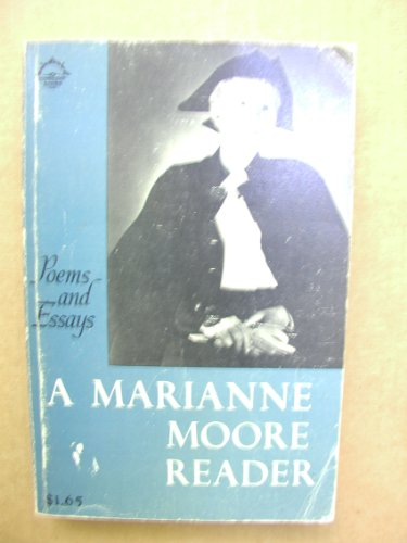 9780670456819: A Marianne Moore Reader