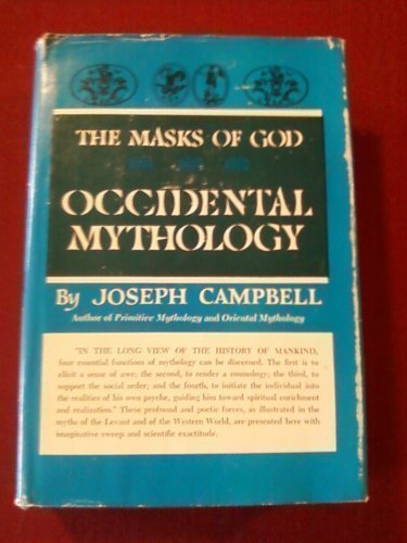 9780670460786: The Masks of God: Occidental Mythology, Vol. 3