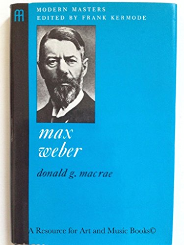 9780670463275: Title: Max Weber Modern masters