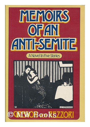 9780670467839: Memoirs of an Anti-Semite