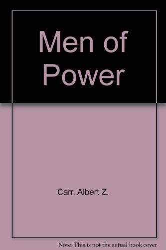 9780670469772: Men of Power