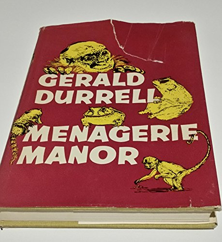 9780670470761: Menagerie Manor
