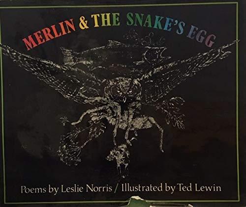 9780670471911: Merlin and the Snake's Egg: Poems