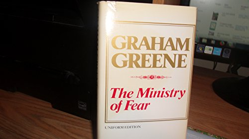 9780670476824: The Ministry of Fear